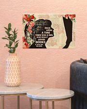 Books Once Upon A Time There Was A Girl Poster 17x11 Poster poster-landscape-17x11-lifestyle-21