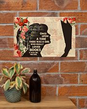 Books Once Upon A Time There Was A Girl Poster 17x11 Poster poster-landscape-17x11-lifestyle-23