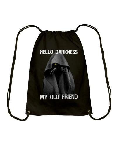 Cat Hello Darkness
