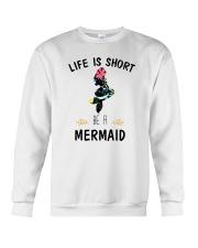 Be A Mermaid Crewneck Sweatshirt thumbnail
