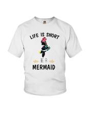 Be A Mermaid Youth T-Shirt thumbnail