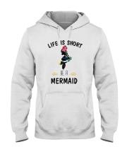 Be A Mermaid Hooded Sweatshirt thumbnail