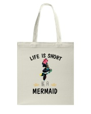 Be A Mermaid Tote Bag thumbnail