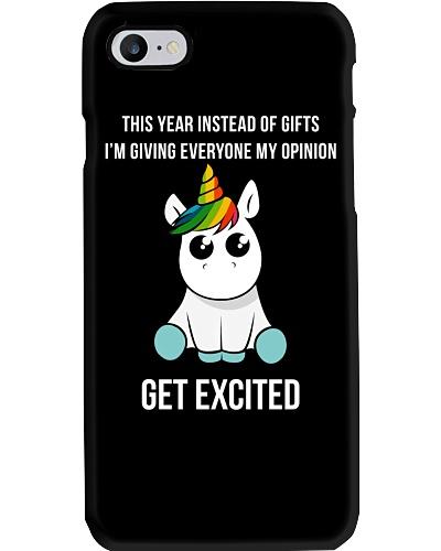 Unicorn Get Excited