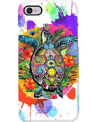 Turtle Art Phonecase 2