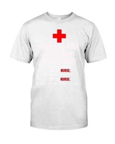 Nurse I Do What I Want