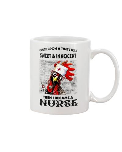 Nurse Innocent And Sweet