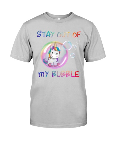 Stay Out Of My Bubble