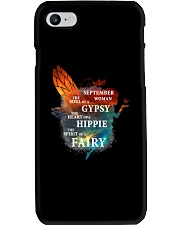 I am a September Woman Phone Case thumbnail