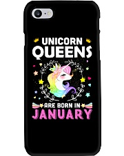 Unicorn Queens Are Born In September Phone Case thumbnail