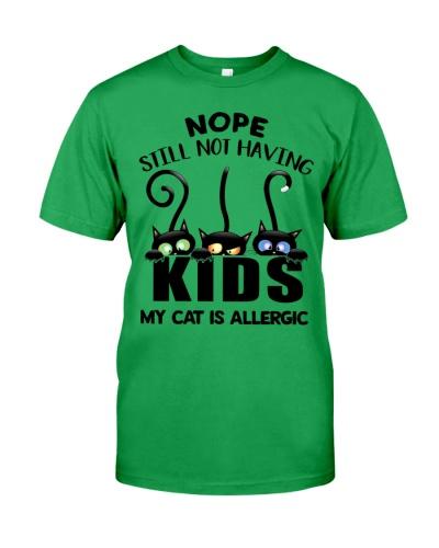 Cat Nope Still Not Having Kids
