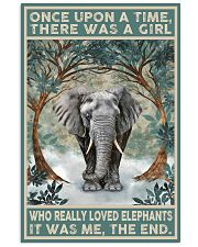 Elephant Once Upon A Time 11x17 Poster front