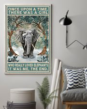 Elephant Once Upon A Time 11x17 Poster lifestyle-poster-1