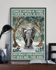 Elephant Once Upon A Time 11x17 Poster lifestyle-poster-2