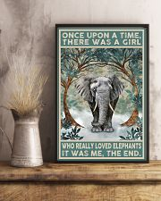 Elephant Once Upon A Time 11x17 Poster lifestyle-poster-3