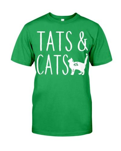 Cat Tats And Cats And Nap