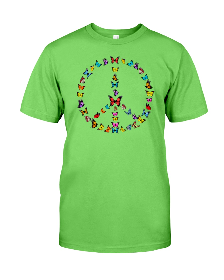 Butterfly In My Dream For Life Classic T-Shirt