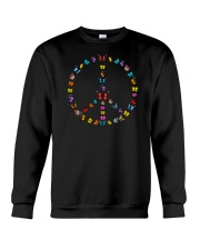 Butterfly In My Dream For Life Crewneck Sweatshirt thumbnail