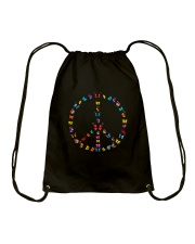 Butterfly In My Dream For Life Drawstring Bag thumbnail