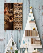 Cat I Am Your Friend Poster 11x17 Poster lifestyle-holiday-poster-2