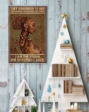 BLACK I AM THE STORM 11x17 Poster lifestyle-holiday-poster-2