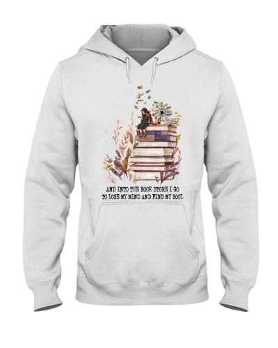 Book Into The Bookstore