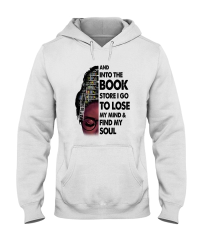 Book And Into The Book Store Black Girl