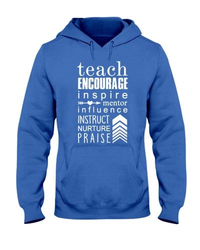 Teach Encourage