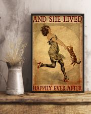 Bengal And She Lived Happily Ever 11x17 Poster lifestyle-poster-3