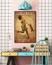 Bengal And She Lived Happily Ever 11x17 Poster lifestyle-poster-6