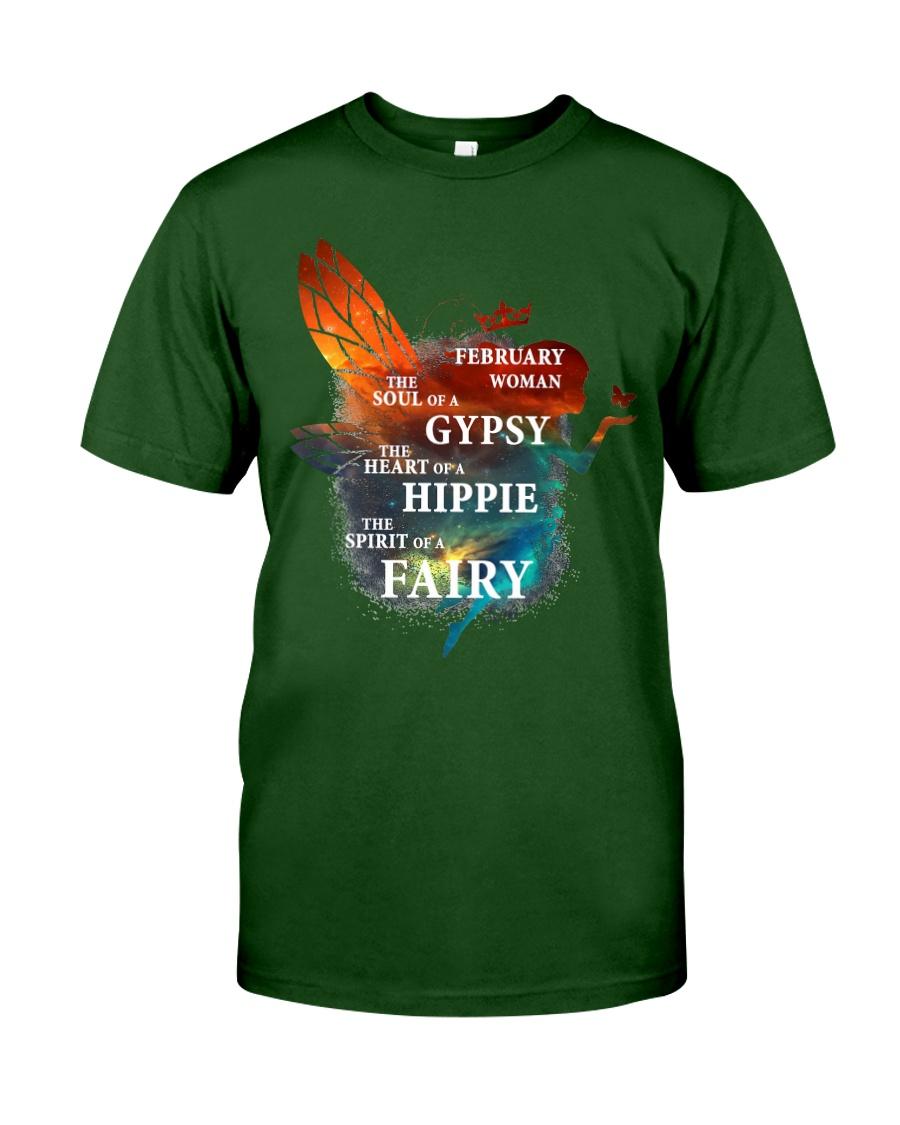 I am a February Woman Classic T-Shirt
