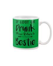 Wine If Lost Or Drunk Mug thumbnail