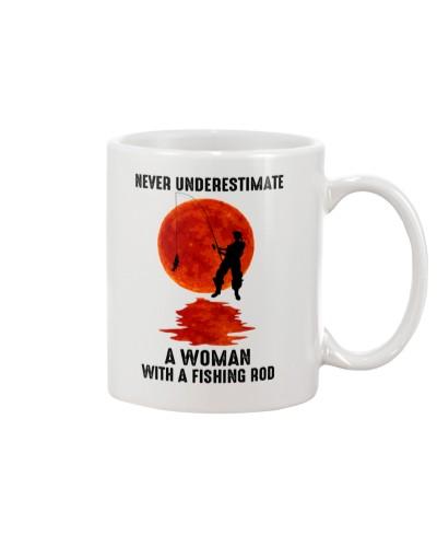 Fishing Never Underestimate A Fishing Girl