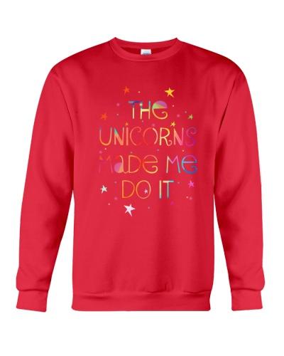 The unicorns made me do it