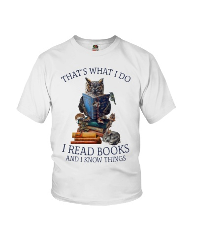 Books That's What I Do