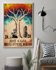 Book And She Lived Happily 11x17 Poster lifestyle-poster-1