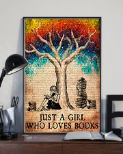 Book And She Lived Happily 11x17 Poster lifestyle-poster-2