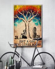 Book And She Lived Happily 11x17 Poster lifestyle-poster-7
