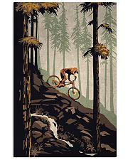 Mountain Biking Retro Poster 16x24 Poster front