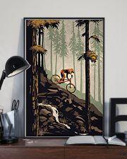 Mountain Biking Retro Poster 16x24 Poster lifestyle-poster-2