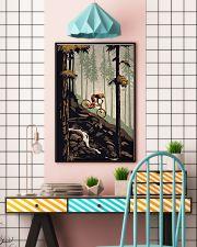 Mountain Biking Retro Poster 16x24 Poster lifestyle-poster-6