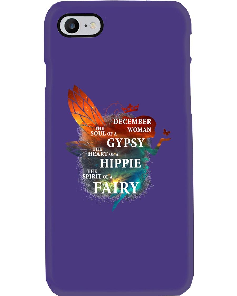 I am a December Woman Phone Case
