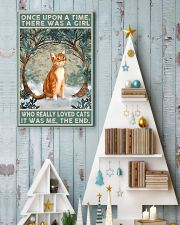 Cat Once Upon A Time Poster 11x17 Poster lifestyle-holiday-poster-2