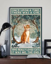 Cat Once Upon A Time Poster 11x17 Poster lifestyle-poster-2