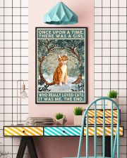 Cat Once Upon A Time Poster 11x17 Poster lifestyle-poster-6