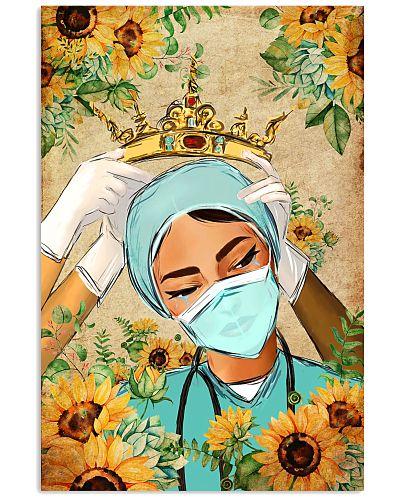 Nurse Queen Pride Poster