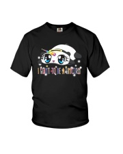 I WANT TO BE A UNICORN Youth T-Shirt thumbnail