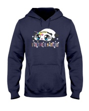 I WANT TO BE A UNICORN Hooded Sweatshirt thumbnail