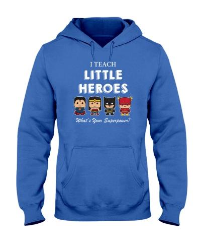 I TEACH LITTLE HEROES