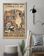 More Books At Home 11x17 Poster lifestyle-poster-1